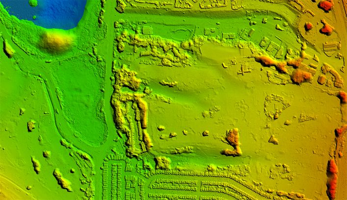 D Terrain And Elevation Data Terra Imaging FAA Approved For - Terrain elevation data
