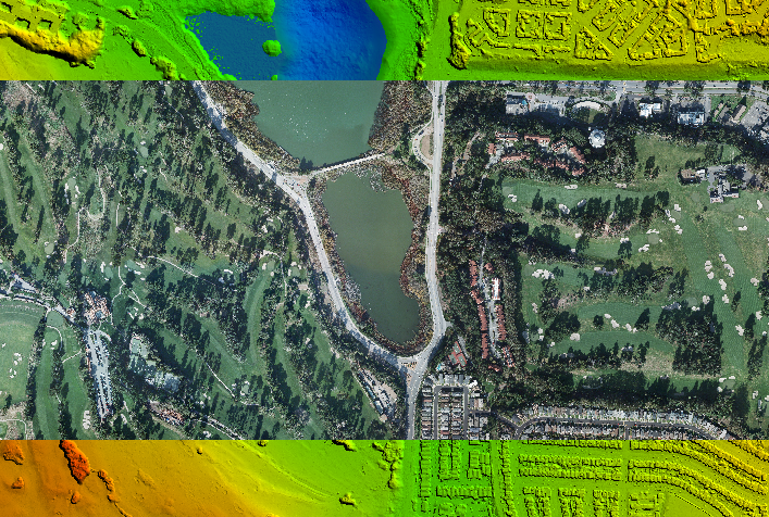 3D Terrain and Elevation Data « Terra Imaging ™ – FAA Approved for