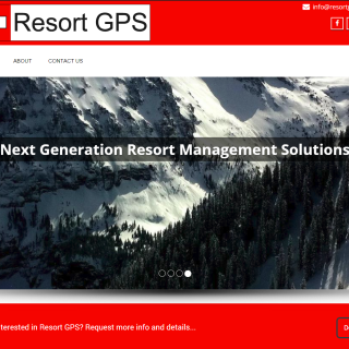 Resort GPS - Mountain Safety Systems