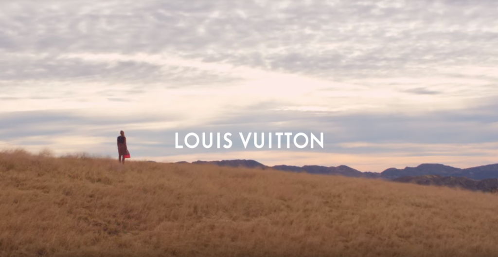 The Spirit of Travel by Louis Vuitton featuring Emma Stone. Aerial Cinematography by Terra Imaging