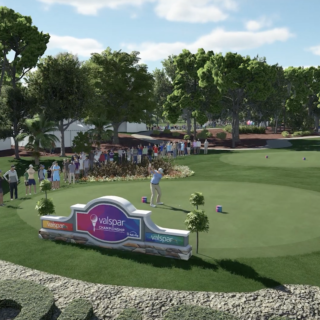 "PGA Tour 2K21 - ""Behind the Scenes Trailer"""