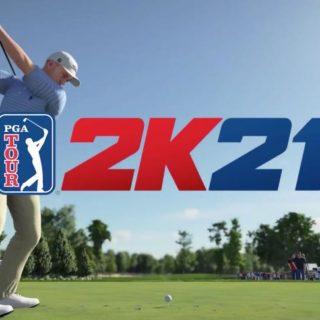 PGA 2K21 - Launching Aug. 21st 2020